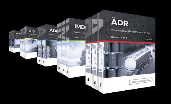ADR, ADN, ICAO, IMDG, RID